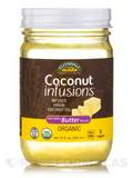 Ellyndale Organics™ Coconut Infusions™ - Non-Dairy Butter Flavor - 12 fl. oz (355 ml)