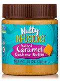Ellyndale Foods® Nutty Infusions™ Cashew Butter, Salted Caramel - 10 oz (284 Grams)