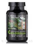 Emerald Garden Organic Chlorella 200 mg - 600 Tablets