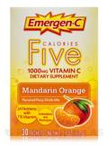 Emergen-C Five Mandarin Orange 30 Packets