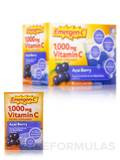 Emergen-C Vitamin C 1000 mg Acai Berry 30 Packets