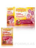 Emergen-C® Vitamin C 1000 mg, Cranberry Pomegranate Flavor - 30 Packets