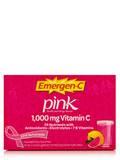 Emergen-C Vitamin C 1000 mg Pink Lemonade 30 Packets