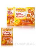 Emergen-C® Vitamin C 1000 mg, Super Orange Flavor - 30 Packets