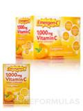 Emergen-C Vitamin C 1000 mg Tangerine 30 Packets