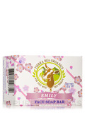 Emily Face Soap Bar - 3.8 oz