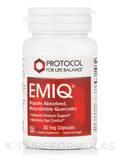 EMIQ® (Rapidly Absorbed, Bioavailable Quercetin) - 30 Veg Capsules