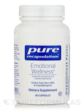 Emotional Wellness 60 Vegetable Capsules
