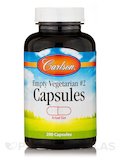Empty Vegetarian Capsules (#2 - Small) - 200 Empty Capsules
