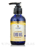 Emu Oil, Pure Grade A Extra Strength Ultra Active - 4 fl. oz (118 ml)