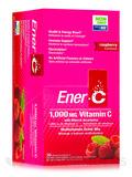 Ener-C Raspberry - 1 Box of 30 Packets