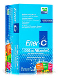 Ener-C Variety Pack - Tangerine Grapefruit, Lemon Lime & Raspberry - 1 Box of 30 Packets