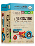 Energizing Coffee with Superfoods - 12 Single-serve Cups (4.78 oz / 135.6 Grams)