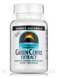 Energizing Green Coffee Extract 400 mg 60 Vegetarian Capsules