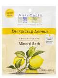 Aromatherapy Mineral Bath Energizing Lemon (Energize) 2.5 oz (70.9 Grams)