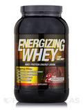 Energizing Whey Protein - Tub (2lbs) Mocha