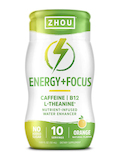 Energy + Focus Water Enhancer, Orange Natural Flavor - 1.69 fl. oz (50 ml)