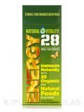 Energy28 Nutri Packs - BOX OF 15 PACKS
