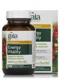 Energy Vitality - 60 Vegetarian Liquid Phyto-Caps