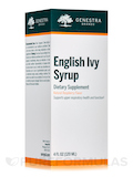 English Ivy Syrup, Natural Raspberry Flavor - 4 fl. oz (120 ml)