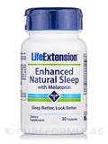 Enhanced Natural Sleep with Dual-Action Melatonin 30 Capsules