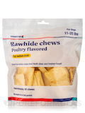 Pet Hygienics Enzy-Chews Poultry Flavored for Dogs 11-25 lbs - 30 Chews (8.6 oz / 244 Grams)