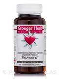 Enzymes 100 Vegetarian Capsules