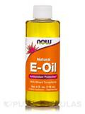 Natural E-Oil with Mixed Tocopherols - 4 fl. oz (118 ml)