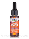 E-Oil (d-alpha Tocopherol) 1 oz