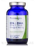 EPA 625 mg / DHA 244 mg (Omega-3 950 mg) - 100 Softgels