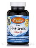 EPA Gems 1000 mg 60 Soft Gels