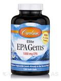 EPA Gems 1000 mg 120 Soft Gels