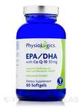EPA / DHA with CoQ-10 30 mg 60 Softgels