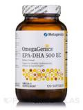OmegaGenics™ EPA-DHA 500 Enteric-Coated - 120 Softgels
