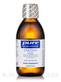 EPA/DHA Liquid Lemon Flavor 7 oz (200 ml)