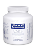 EPA/DHA with Lemon 120 Softgels Capsules