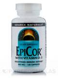 EpiCor® with Vitamin D-3 120 Capsules
