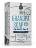 Epsom Salt Bar Soap - 4.25 oz (120 Grams)