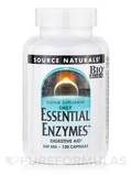 Essential Enzymes 500 mg 120 Capsules