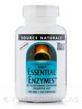 Essential Enzymes 500 mg 120 Vegetarian Capsules