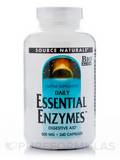 Essential Enzymes 500 mg 240 Capsules