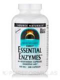 Essential Enzymes 500 mg - 240 Vegetarian Capsules