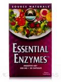 Essential Enzymes 500 mg - 30 Capsules