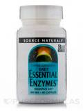 Essential Enzymes 500 mg - 60 Capsules
