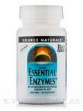Essential Enzymes 500 mg 60 Vegetarian Capsules
