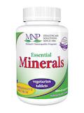 Essential Minerals - 240 Vegetarian Tablets