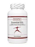 Essential Oils (Omega 3-6-9) - 100 Softgels