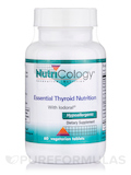 Essential Thyroid Nutrition with Iodoral® - 60 Vegetarian Tablets