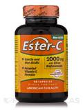 Ester-C® 1000 mg with Citrus Bioflavonoids - 90 Capsules