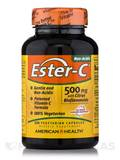 Ester-C® 500 mg with Citrus Bioflavonoids - 120 Vegetable Capsules